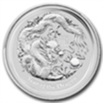 Year of the Dragon (Silver Coins)