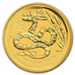 Year of the Snake (Gold Coins)