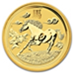 Year of the Horse (Gold Coins)