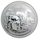 Year of the Horse (Silver Coins)