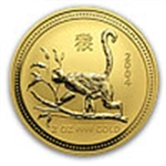 Year of the Monkey (Gold Coins)