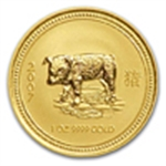 Year of the Pig (Gold Coins)