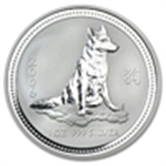 Year of the Dog (Silver Coins)