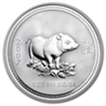 Year of the Pig (Silver Coins)