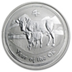 Year of the Ox (Silver Coins)