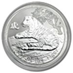 Year of the Tiger (Silver Coins)