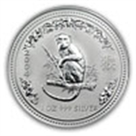 Year the Monkey (Silver Coins)