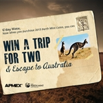 4th Annual Escape to Australia