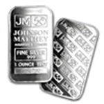 IRA Approved Silver Bars and Rounds