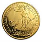 Gold Coins from (The British Royal Mint)