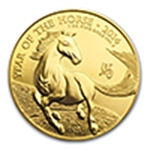 The Royal Mint Gold Coins (2013 & Prior)