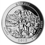 2012 America The Beautiful (5 oz Silver Bullion)
