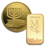 Holy Land Mint of Israel(Gold Bullion Bars & Coin)