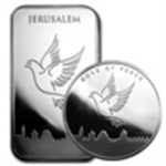 Holy Land Mint of Israel (Silver Bullion)