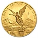 Gold Libertad - 1/10 oz & 1/20 oz (2013 & Prior)