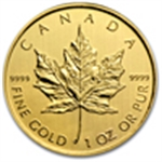 Canadian Gold (Maple Leafs) All Canadian Gold