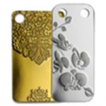 Pamp Suisse Ingot Pendants (Gold and Silver)