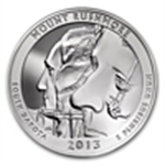 2013 America The Beautiful (5 oz Silver Bullion)