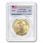 2014 Certified (Gold American Eagles)