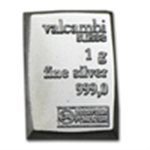 Less than 1 oz Silver Bars