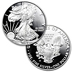 2013 Proof Silver American Eagles