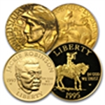 US Gold Commemoratives