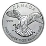 Royal Canadian Mint Birds of Prey Series