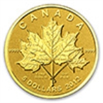 Royal Canadian Mint (Gold Commemoratives)