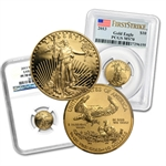 2013 Fractional Gold Eagles