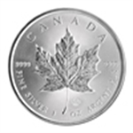 Canadian Silver Maple Leafs (2014 - 1988)