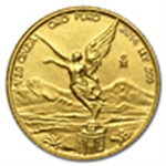Gold Libertads - 1/20 oz  (2014 & Prior)