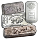 Unique Silver Bars