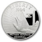 Modern Commemoratives (Silver Dollars)