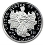 Platinum Eagles - 1/4 oz(Proof - 2008 & Prior)