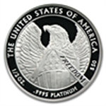 Platinum Eagles - 1/2 oz(Proof - 2008 & Prior)