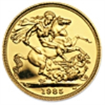 Vintage Gold Sovereigns (1999 & Earlier)