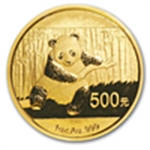 Gold Pandas - 1 oz (2014 & Prior)