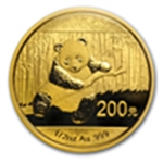 Gold Pandas - 1/2 oz (2014 & Prior)