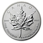 Canadian Palladium (Maple Leafs) 2009 - 2005