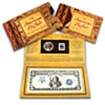 Misc. Commemoratives (Coin & Currency Sets)