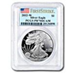 PCGS Certified Proof (Silver Eagles) 2013 & Prior