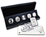 Silver Eagle (Anniversary Sets) 2012 & Prior