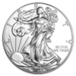 Silver Eagles - Uncirculated (2014 & Prior)