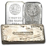 Silver Bars (Secondary Market)