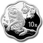 2012 & Prior Silver (1 oz Chinese Flower Coins)