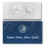 GSA Blue Soft Pack Silver Dollars
