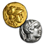 Ancient Gold & Silver Coins