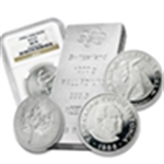 Palladium Bars & Rounds (1 oz - 100 oz)