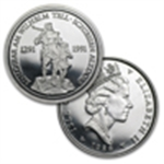 World Platinum Coins