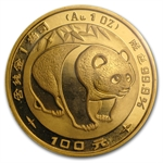 1983 1 oz Gold Chinese Panda (Sealed)